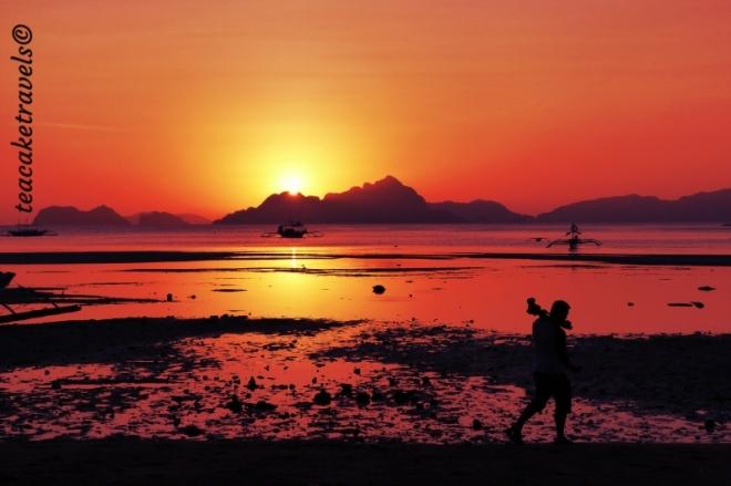 El Nido Secret Sunset Corong Corong