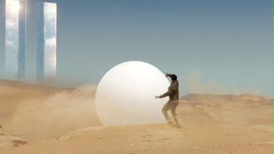 The Prisoner Rover White Ball